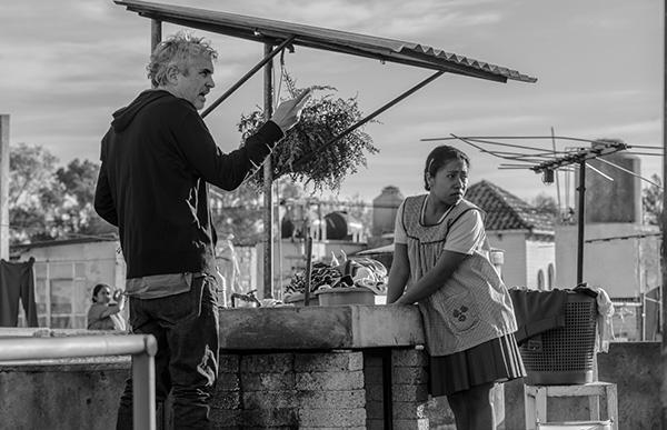 La Favorita y Roma arrasan en los Premios Bafta