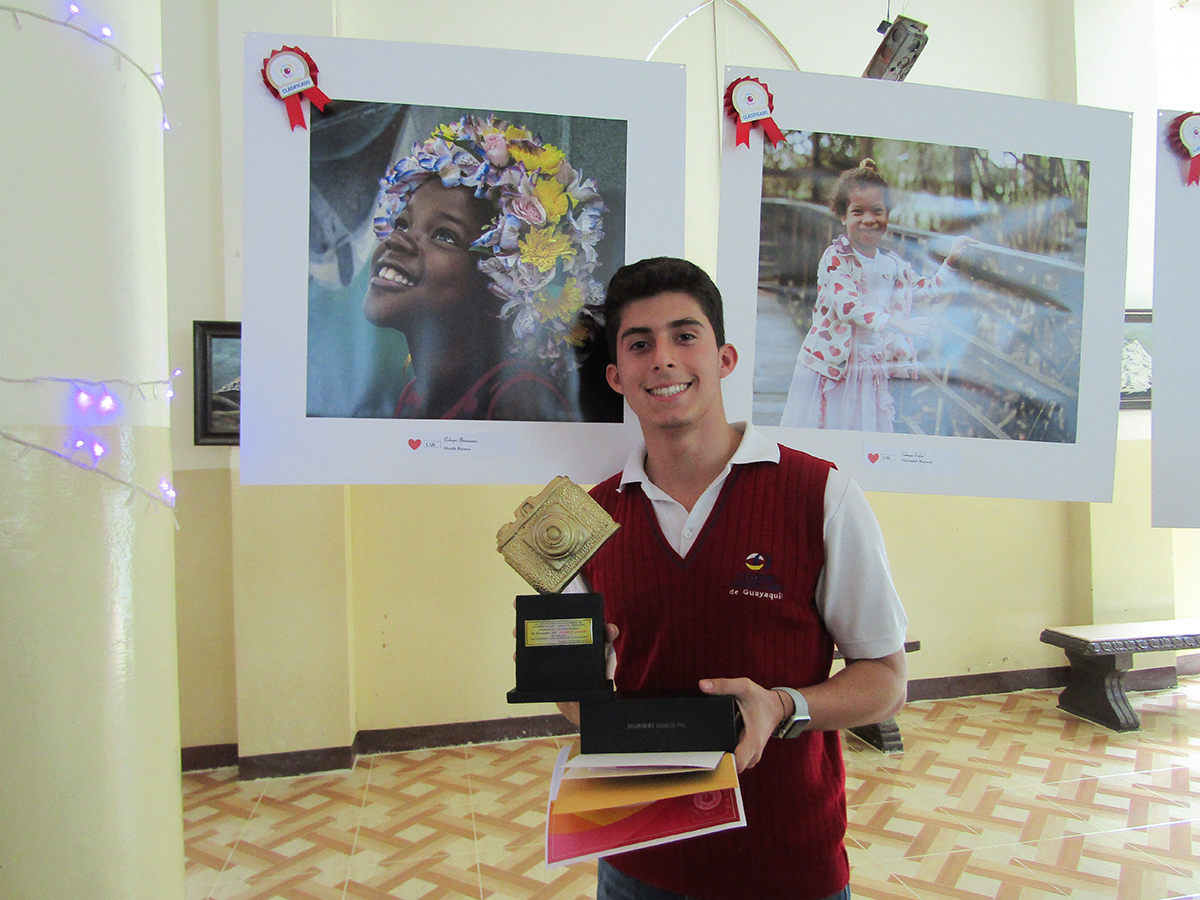 Concurso premió 'enfoque' juvenil