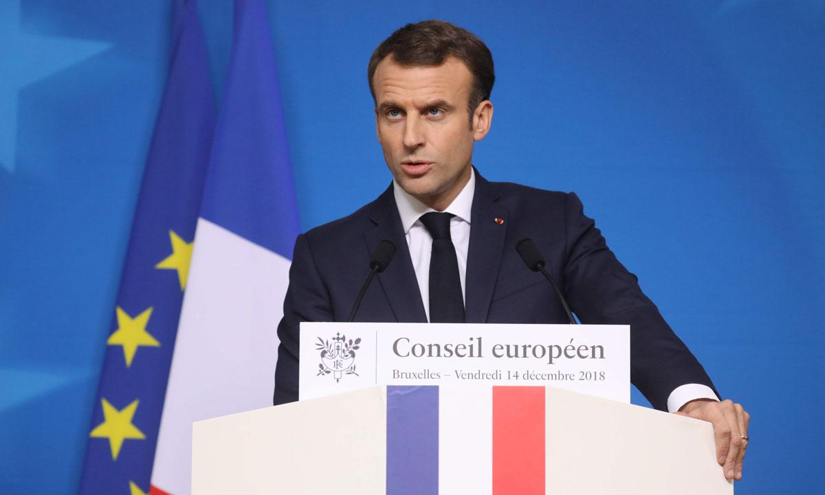 Espionaje ruso pirateó la campaña del presidente francés Macron en 2017