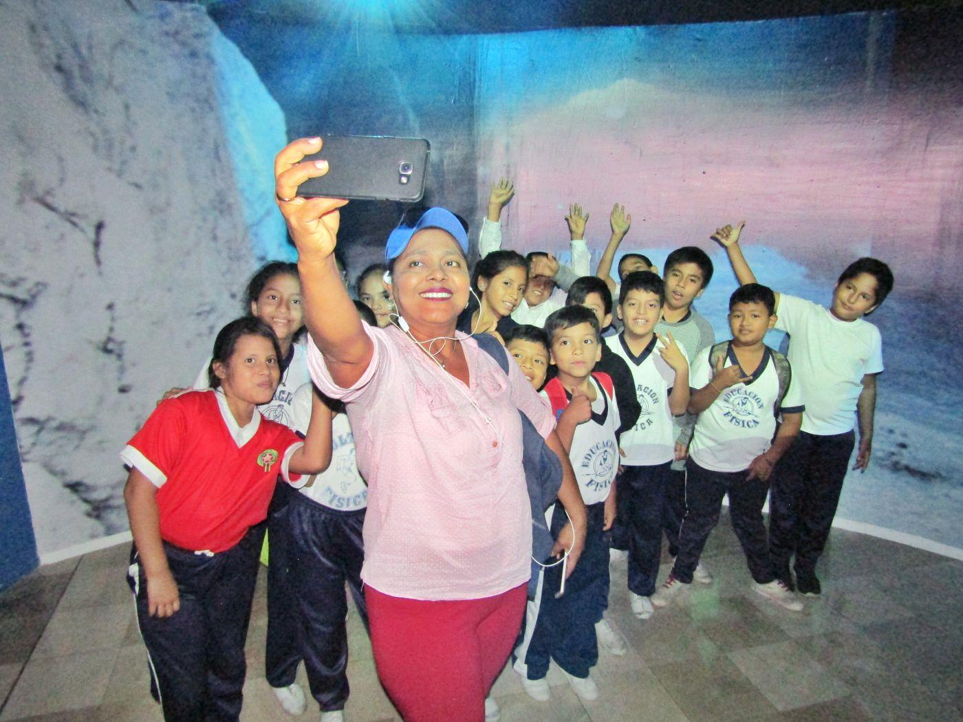 Museos guayaquileños se unieron a la tendencia #MuseumSelfieDay