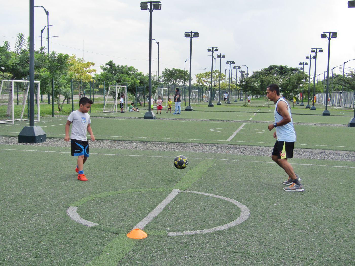 Deportes y artes son los vacacionales favoritos para chicos en Guayaquil