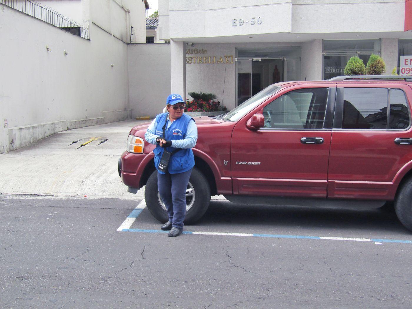 En 6 semanas funcionará la Zona Azul por la noche en La Mariscal-Quito