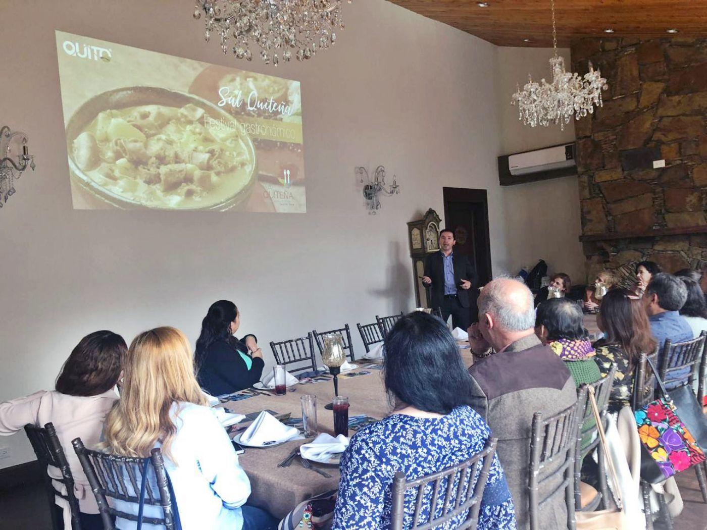 Quito Turismo difundió atractivos de la capital en ciudades de México