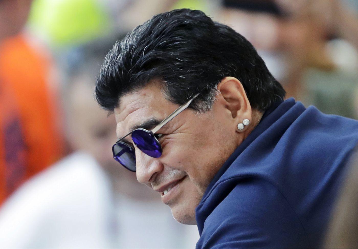 Maradona, furioso con la selección de Messi tras derrota ante Colombia