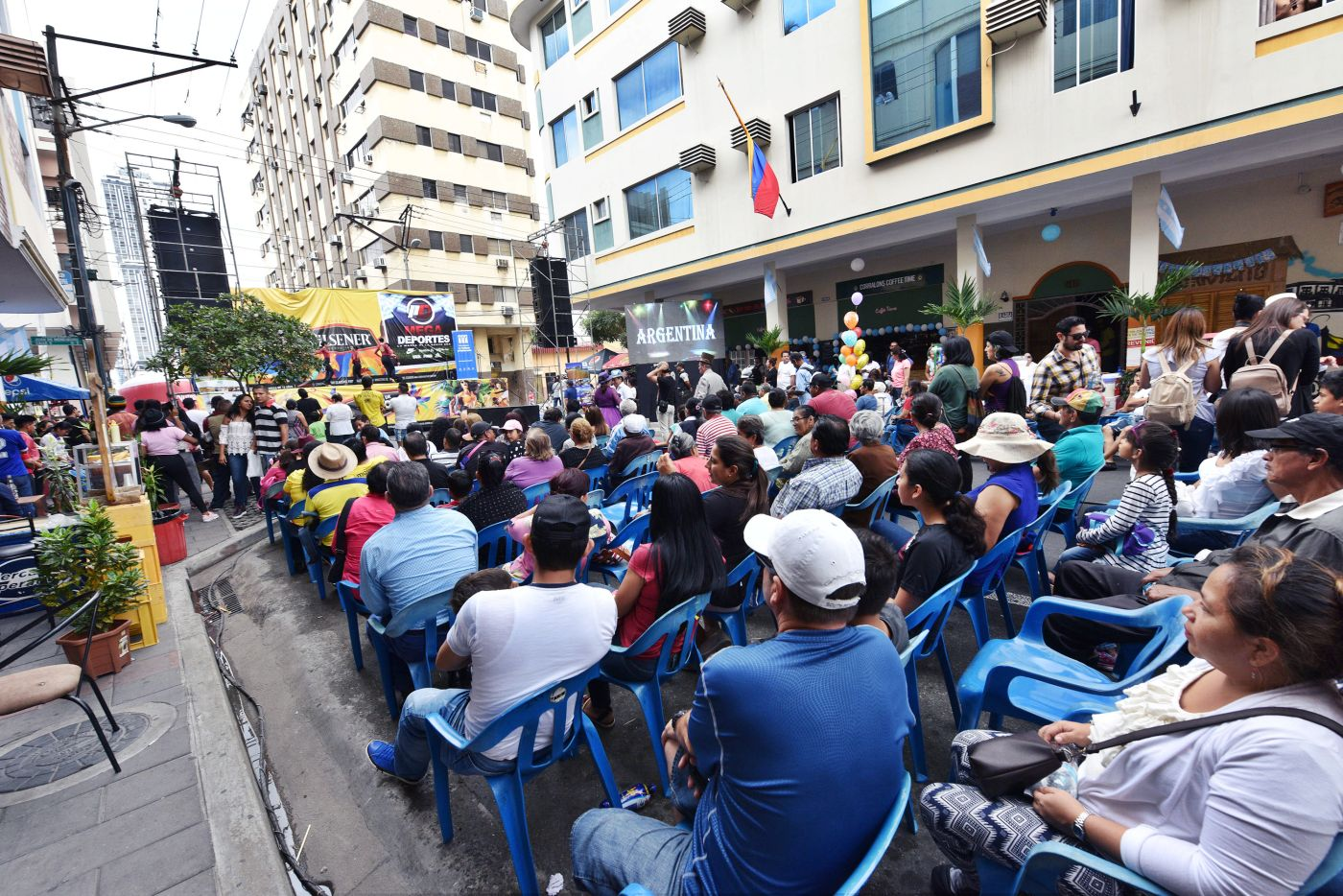 Festival de la calle Córdova se hará este domingo 21