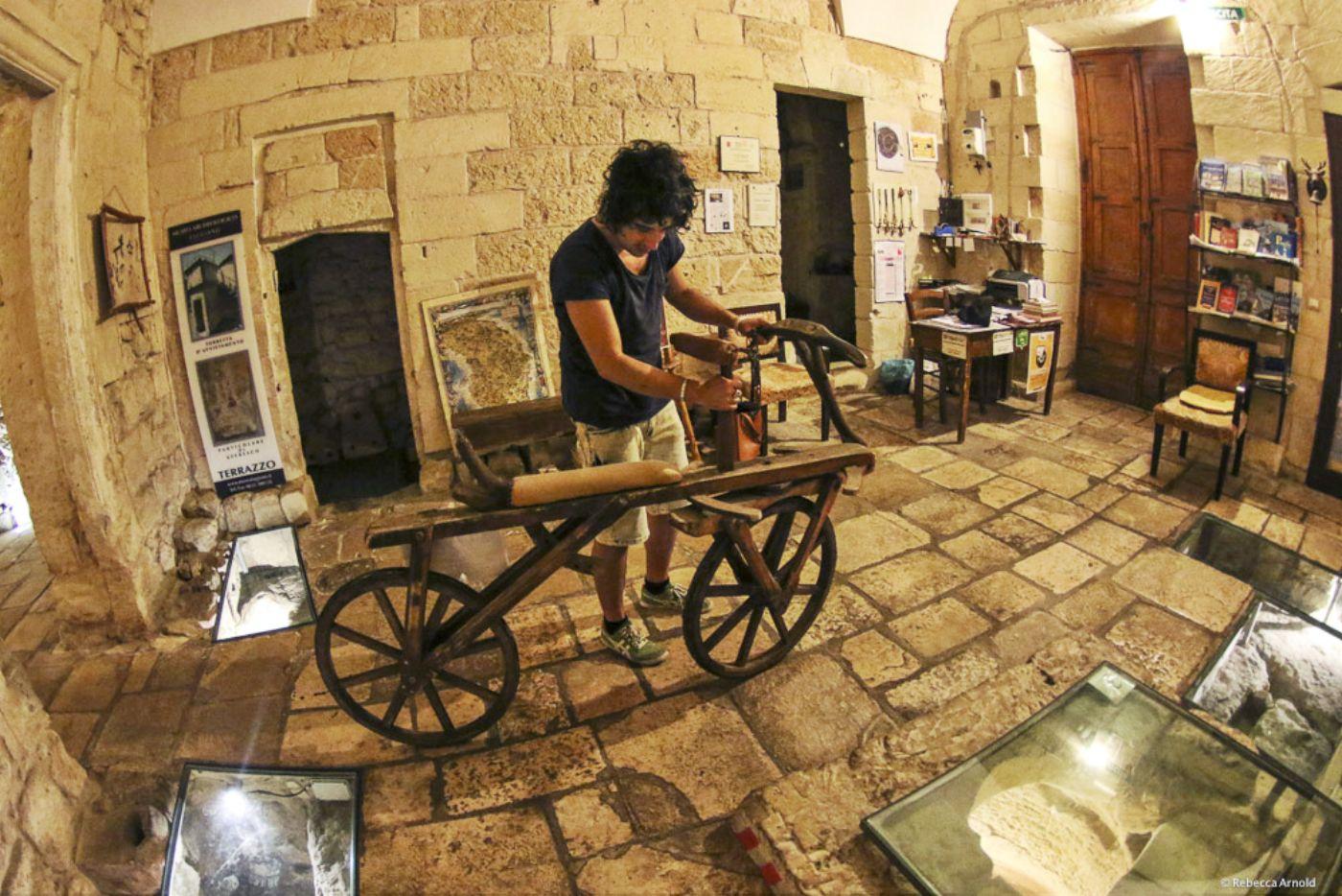 """Museo """"subterráneo"""" sorprende en Italia"""