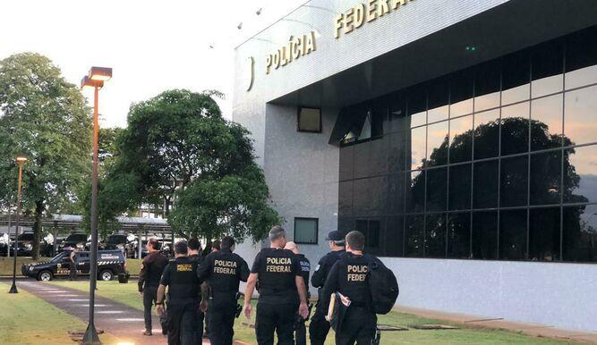 Detienen a traficantes de oro en Brasil