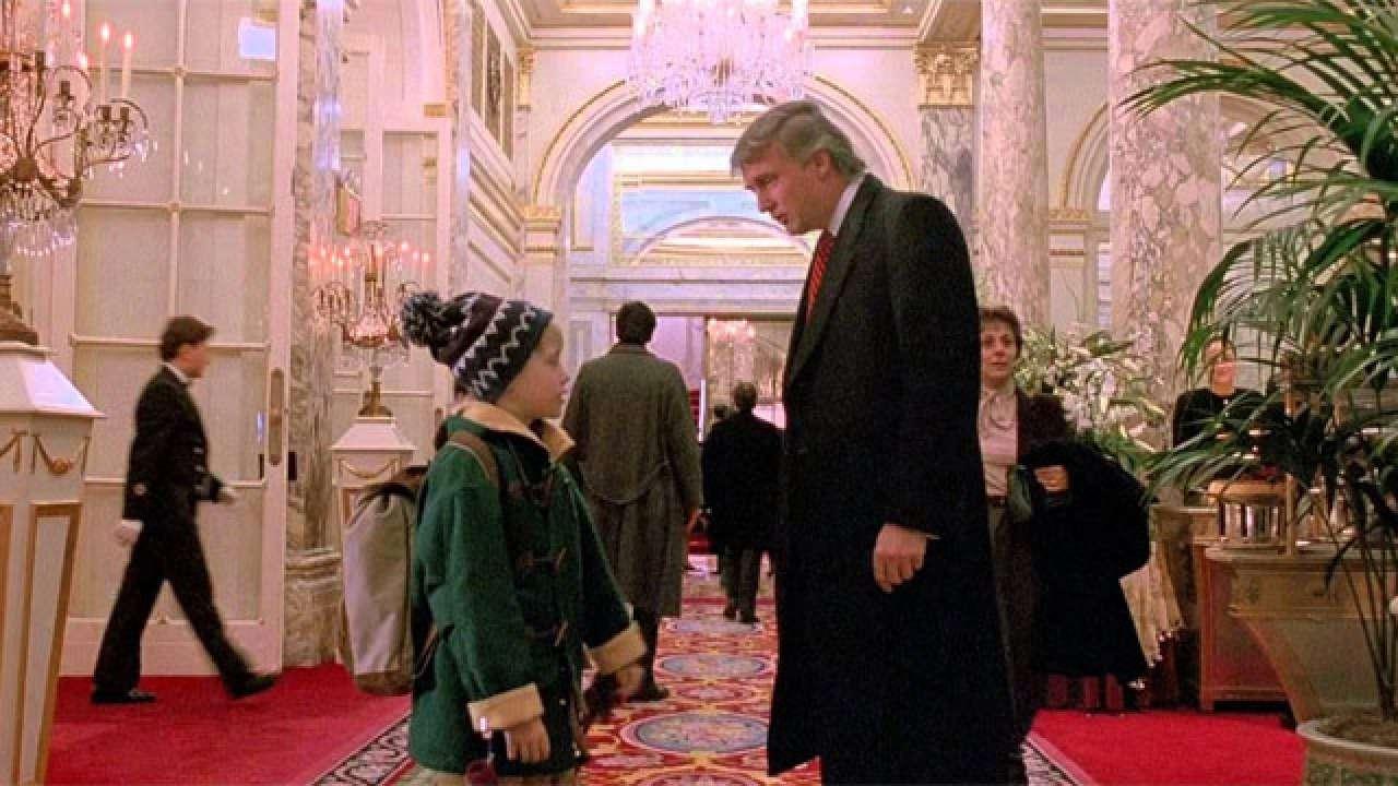 Trump, honrado de haber participado en 'Mi pobre angelito ...