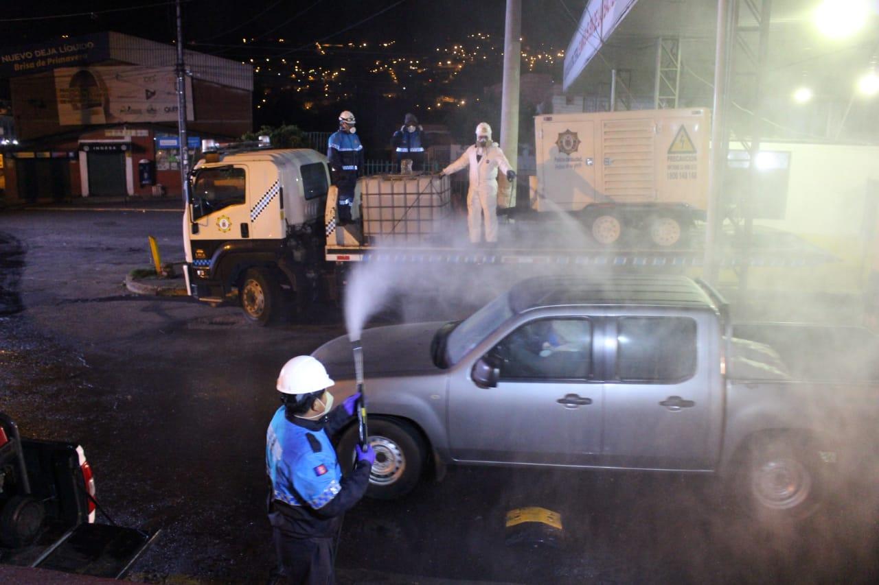Yunda solicita 40 millones de dólares para afrontar COVID-19 en Quito