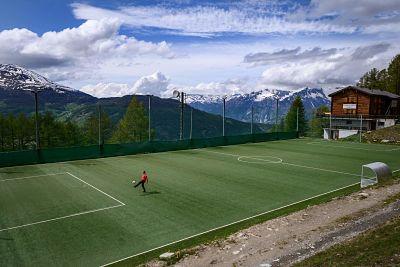 Eurocopa de pueblos de montaña sí se jugará en Suiza