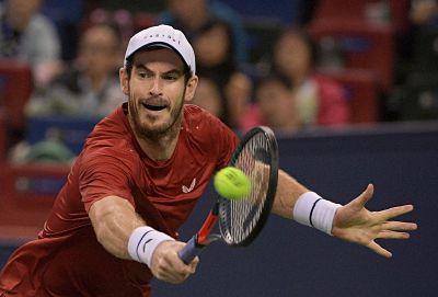 Andy Murray no jugó su último partido en torneo de exhibición británico