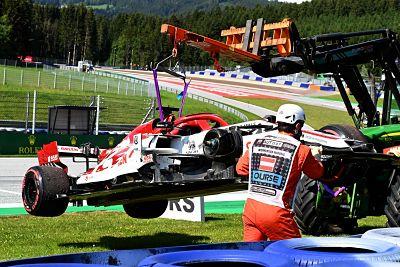 Reapertura del GP de Austria, que abre la temporada de F1, se desarrolló a puerta cerrada