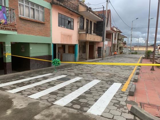 San Joaquín avanza con obras a través de los presupuestos participativos