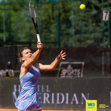 Simona Halep renuncia al torneo de Palermo por la cuarentena