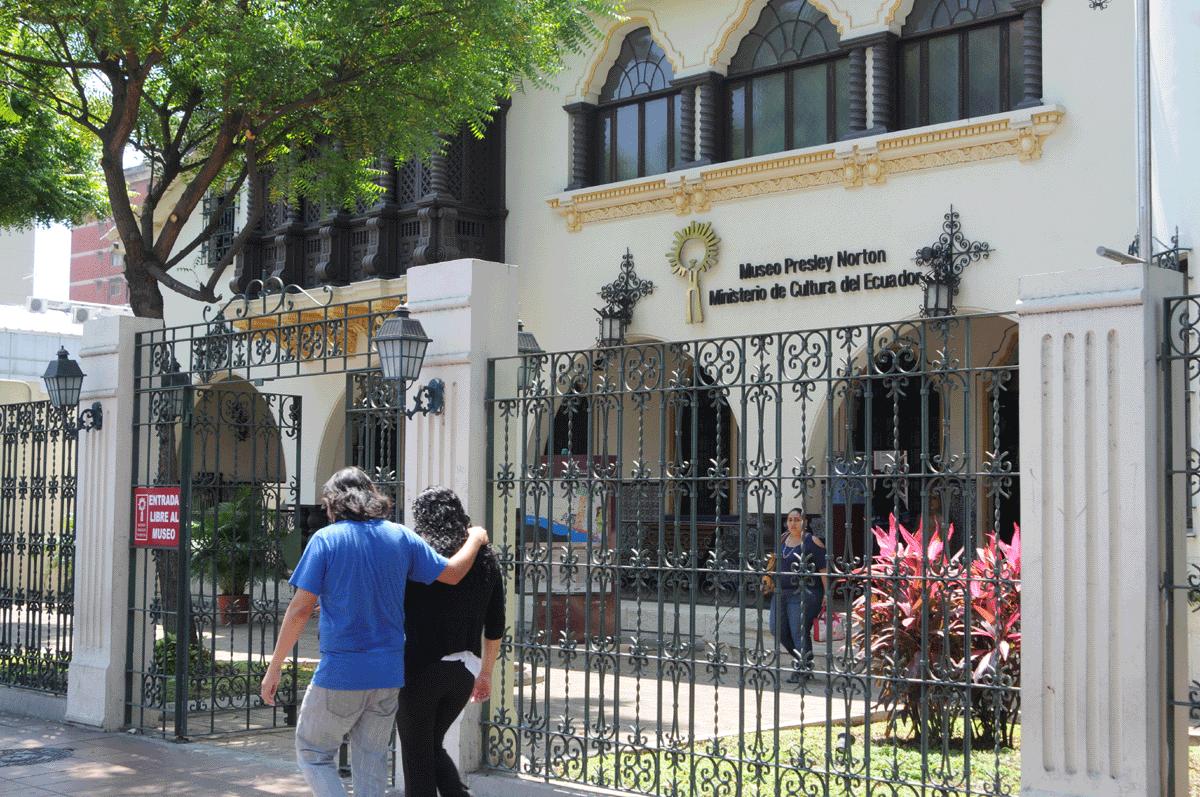 Museos de Guayaquil exploran sus exposiciones a través del alfabeto con recorridos virtuales