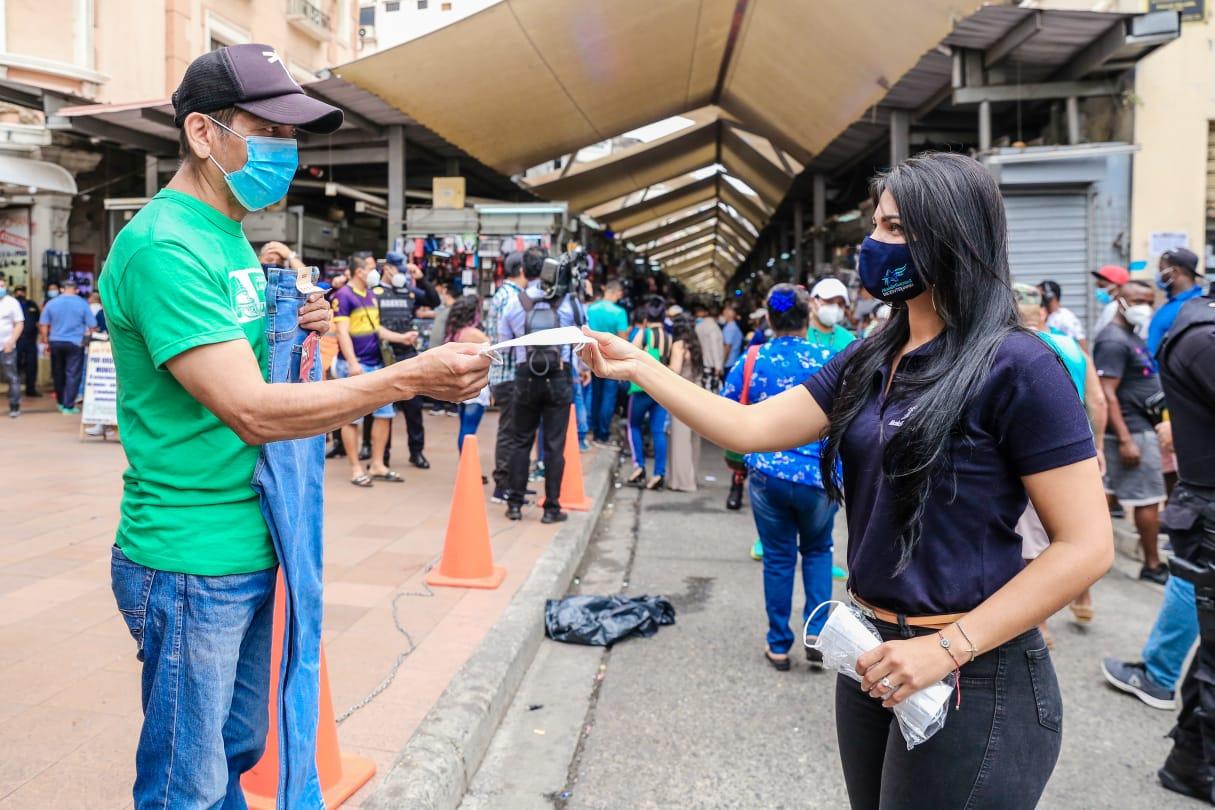 Guayaquil: se invita a los ciudadanos a tomar conciencia sobre las medidas  de bioseguridad, a través de campaña 'No te confíes' | Comunidad | Diario  Qué