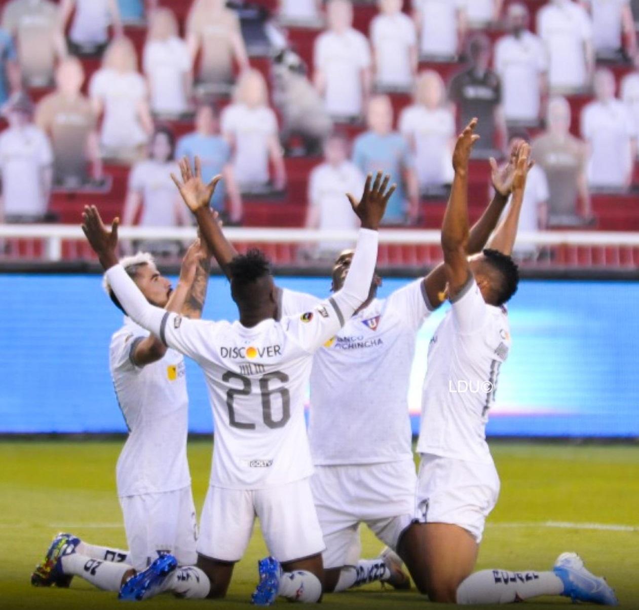 Copa Libertadores: Liga de Quito abre el telón de la ida de los octavos de final la tarde de este martes