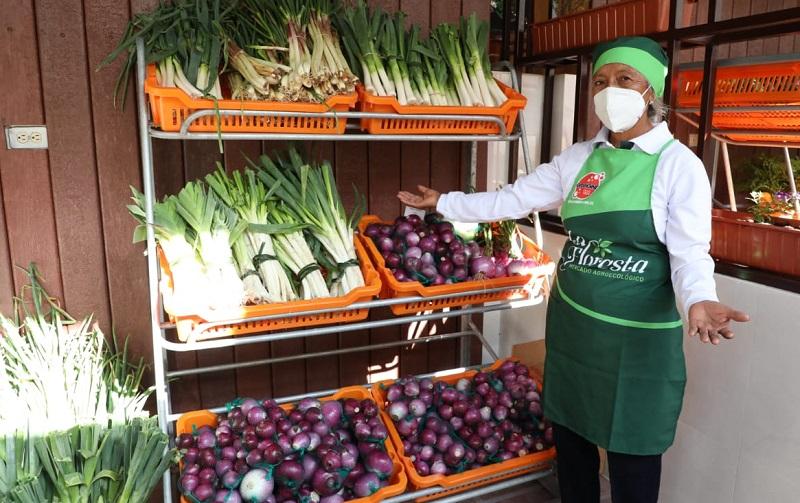 Cena orgánica: Nuevo mercado en La Floresta trae opciones | Diario Qué