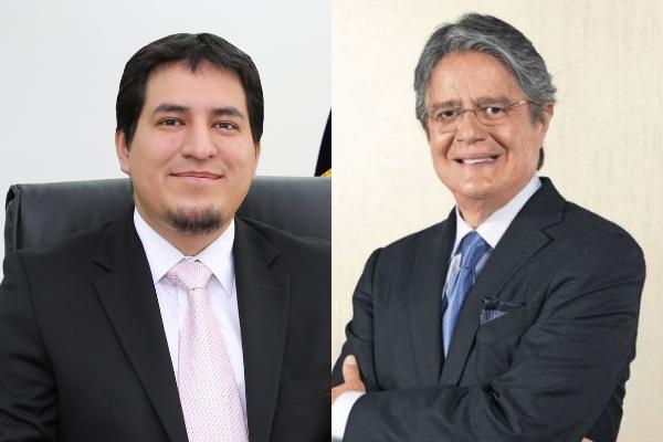 Entre Andrés Arauz y Guillermo Lasso está el futuro presidente de Ecuador, CNE proclamó resultados oficiales