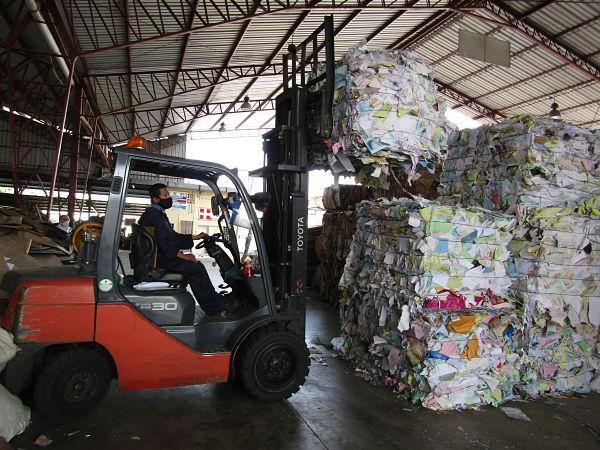 La labor de los recicladores es clave para la economía circular, pero pandemia ralentizó esta actividad