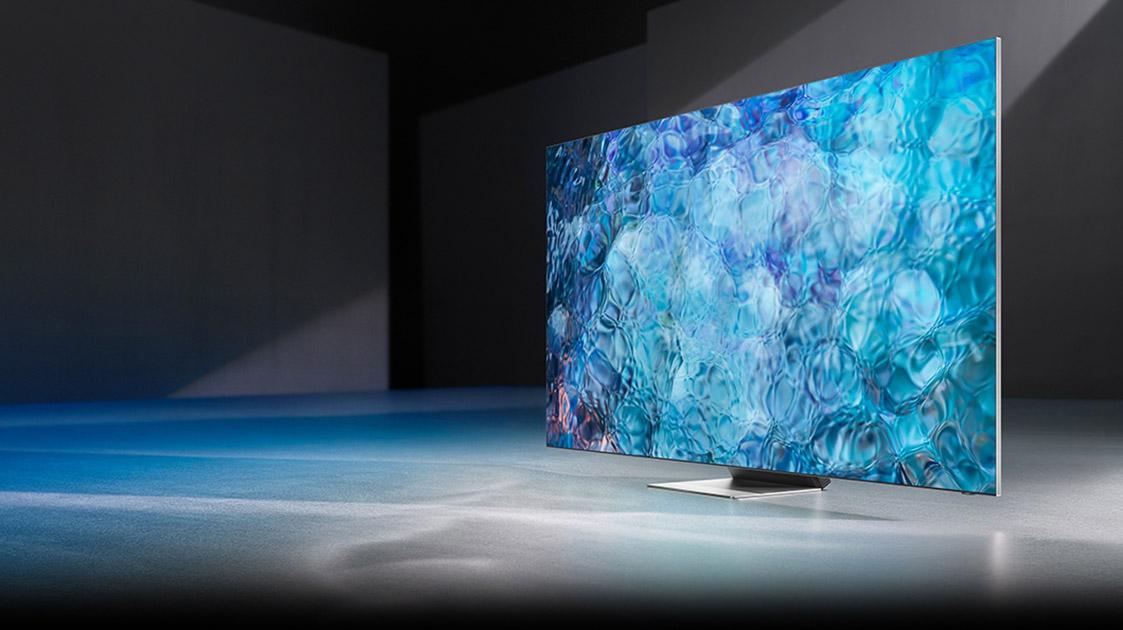 Los nuevos televisores inteligentes van a otra dimensión, la tecnología NanoQLED, 40 veces más pequeña que la convencional