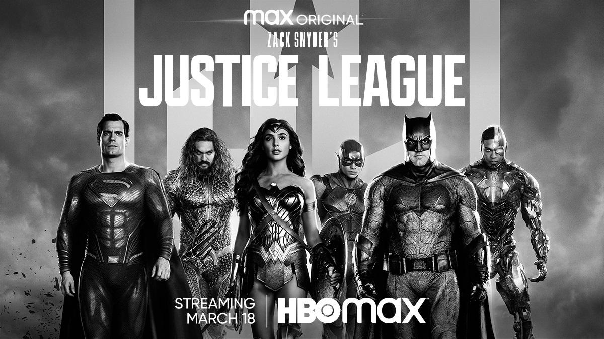 Revelan los títulos de las seis partes del Snyder Cut de la Liga de la Justicia y hay un indicio de donde podría aparecer el Joker