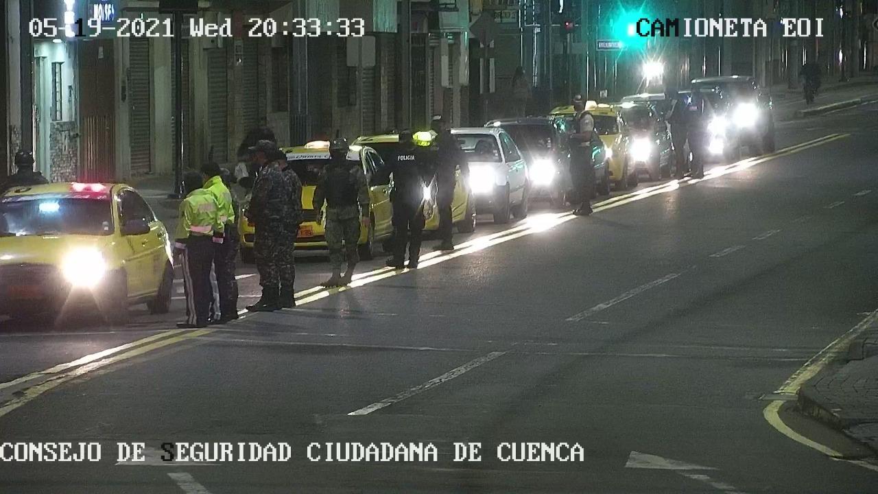 restricciones Cuenca