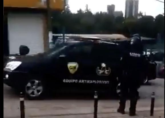 Explosión en el centro-norte de Quito alerta a las autoridades: Una persona presenta quemaduras en brazo y abdomen