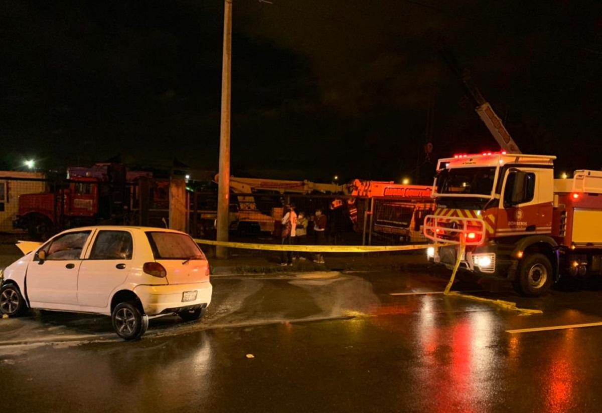 Accidente de tránsito Cuenca
