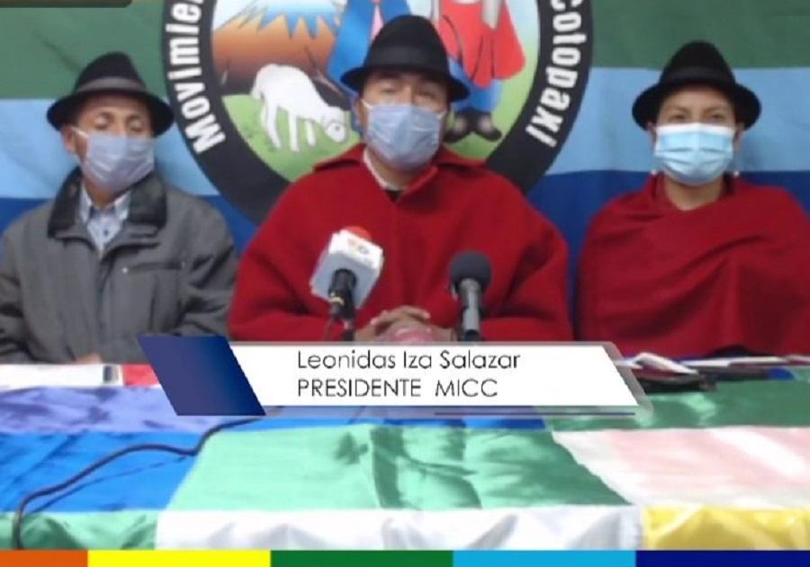 leonidas iza presidente conaie