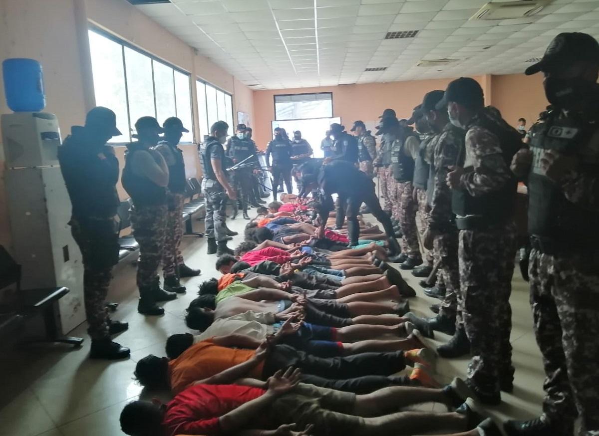 Penitenciaría del Litoral en Guayaquil