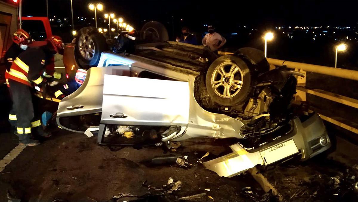 accidente Quito